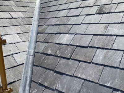 Slating roof joining