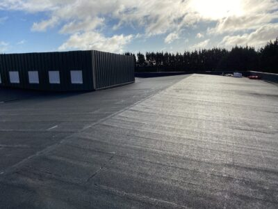 commercial roofing Ireland