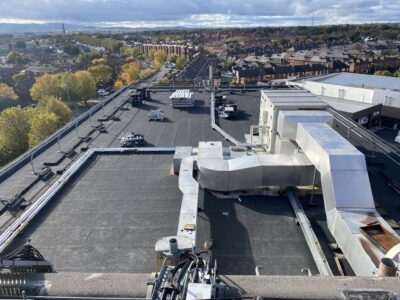 high quality commercial roofers Dublin